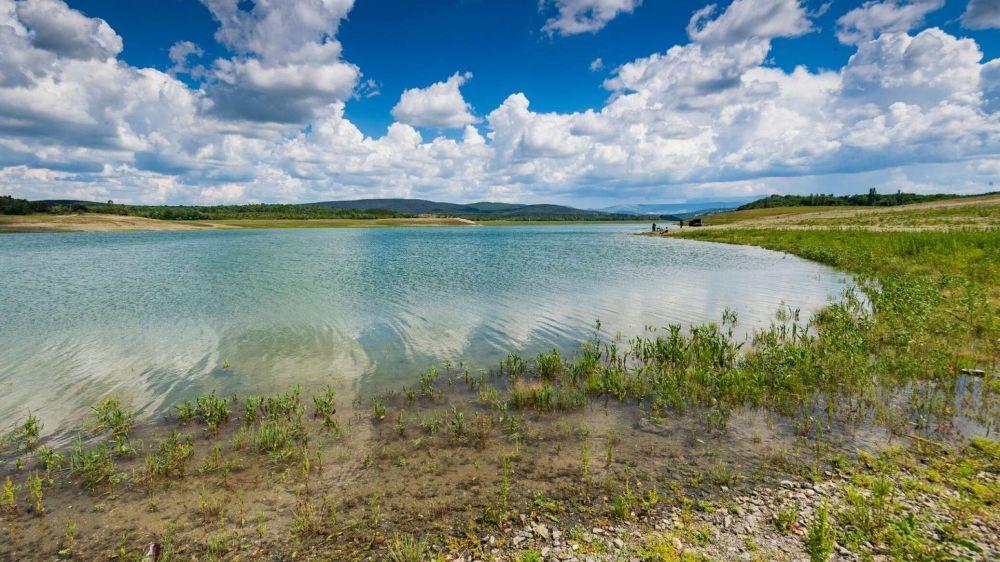 На сколько хватит городам Крыма накопленной за лето воды