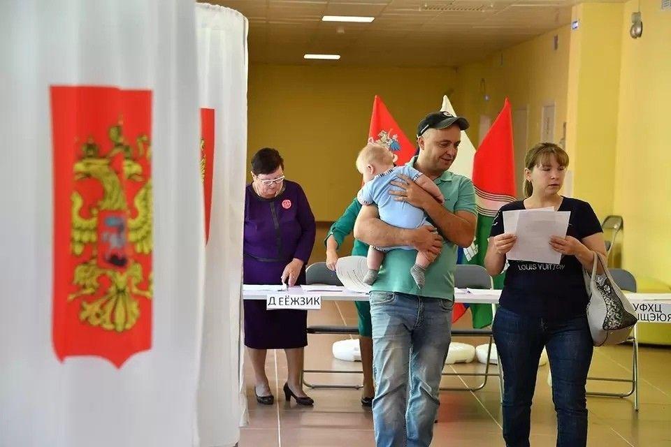 Стали известны итоговые результаты выборов в Госдуму в Крыму