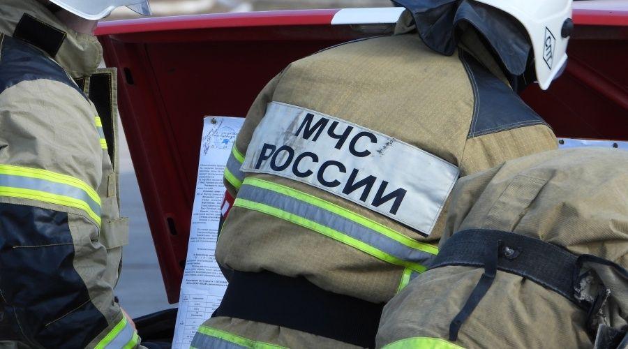 В Евпатории на пожаре погиб человек