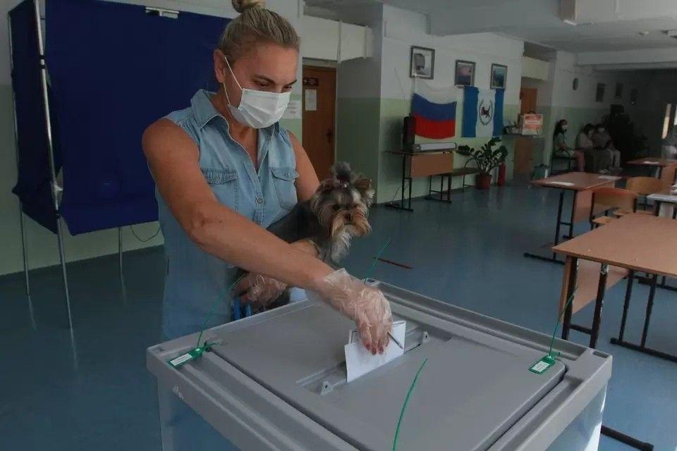 Без нарушений, но с «конями в пальто»: Как прошли выборы в Крыму