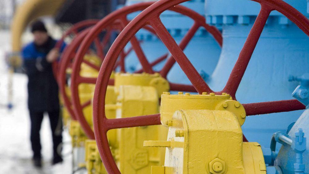 """""""Газпром"""" отказался увеличить транзит газа через Украину в октябре"""