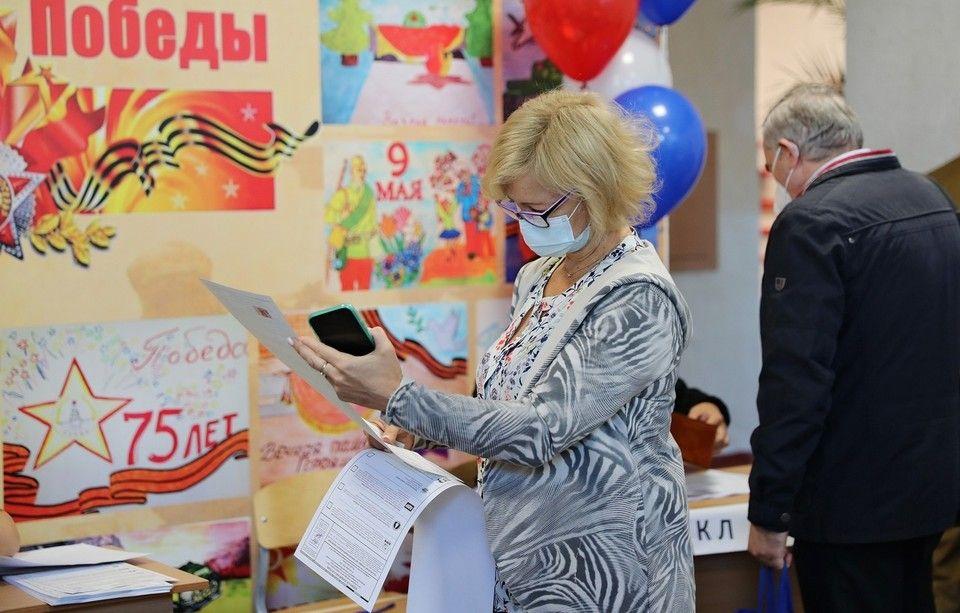 Явка на думские выборы в Крыму составила 49,75%