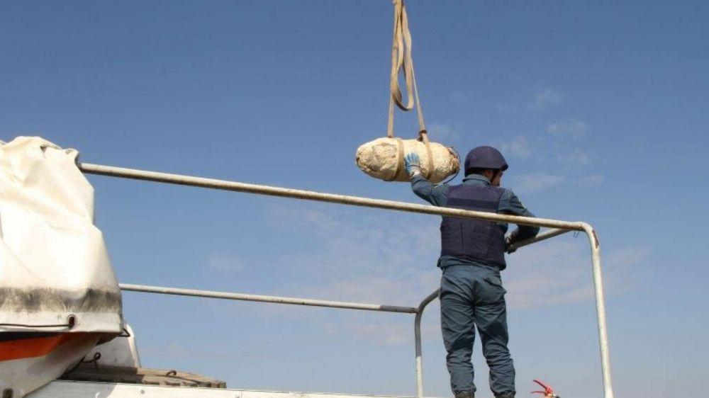 В Севастополе нашли 10 авиабомб: самая большая весит 250 кг - видео