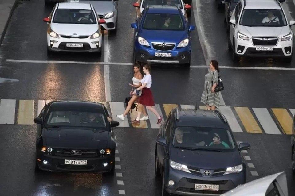 Некоторые улицы Симферополя стоят в 8-балльных пробках