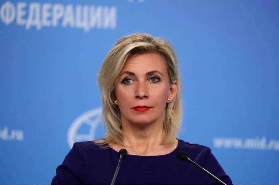Захарова ответила на заявление МИД Турции о непризнании выборов в Крыму