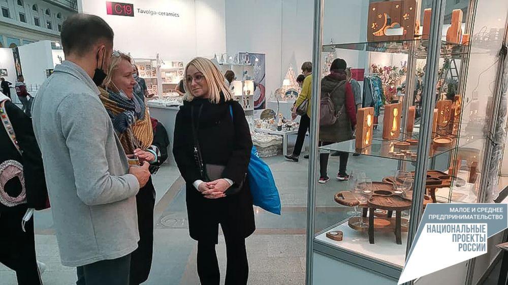 Крымские мастера представили свои работы на выставке подарков и домашнего декора «PRESENTICA» в Москве