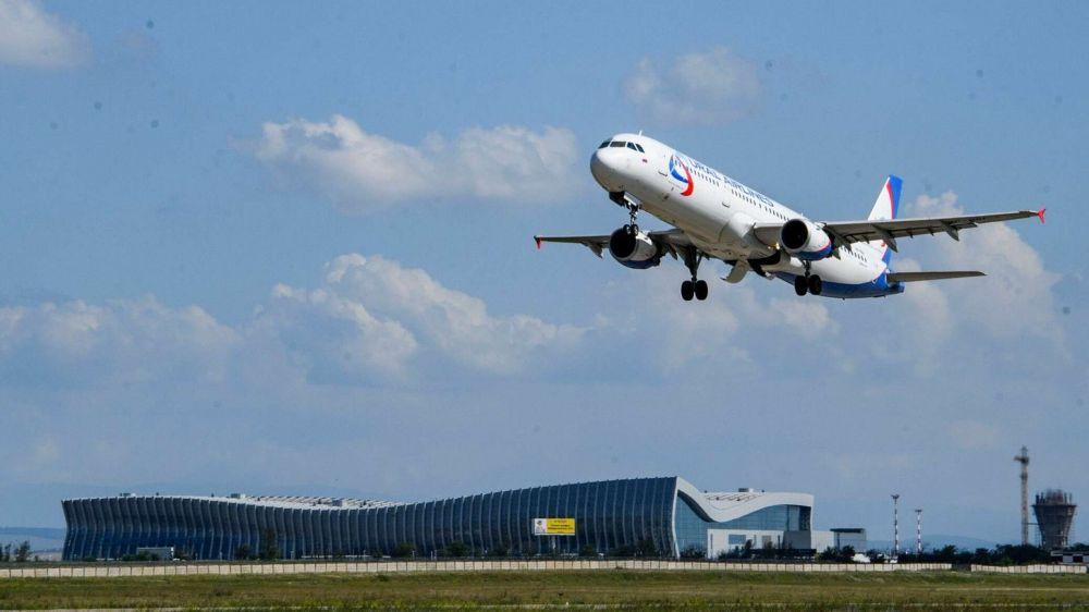 Крым и Дагестан свяжут прямыми авиарейсами