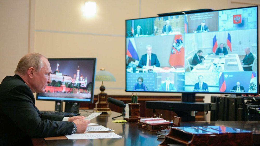 Коронавирусный спад преодолен - Путин
