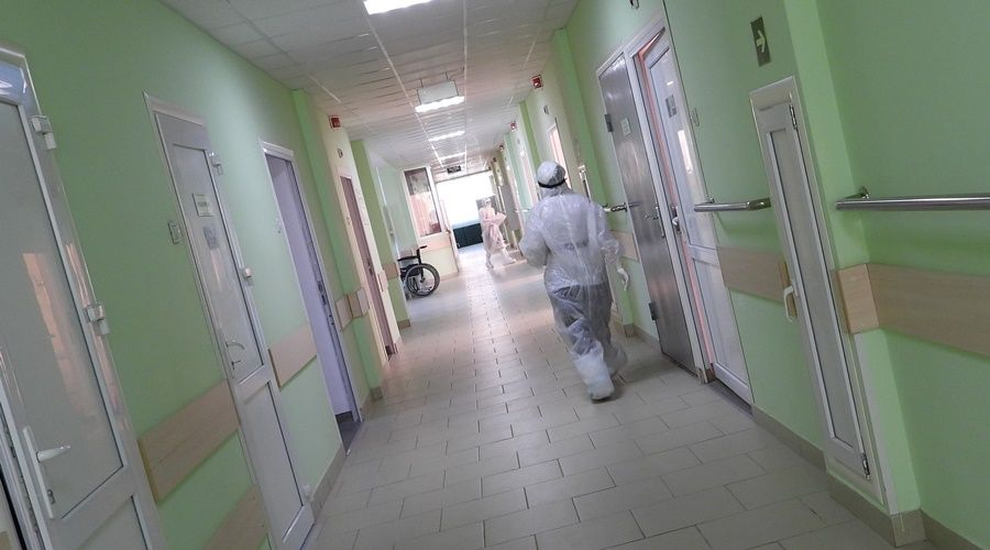 Заболеваемость коронавирусом в Крыму в течение недели растет ежедневно