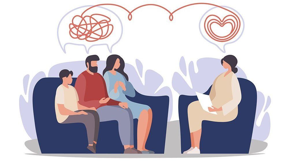 Семьи, имеющие ребенка с тяжелым заболеванием или потерявшие ребенка, могут получить бесплатную психологическую помощь
