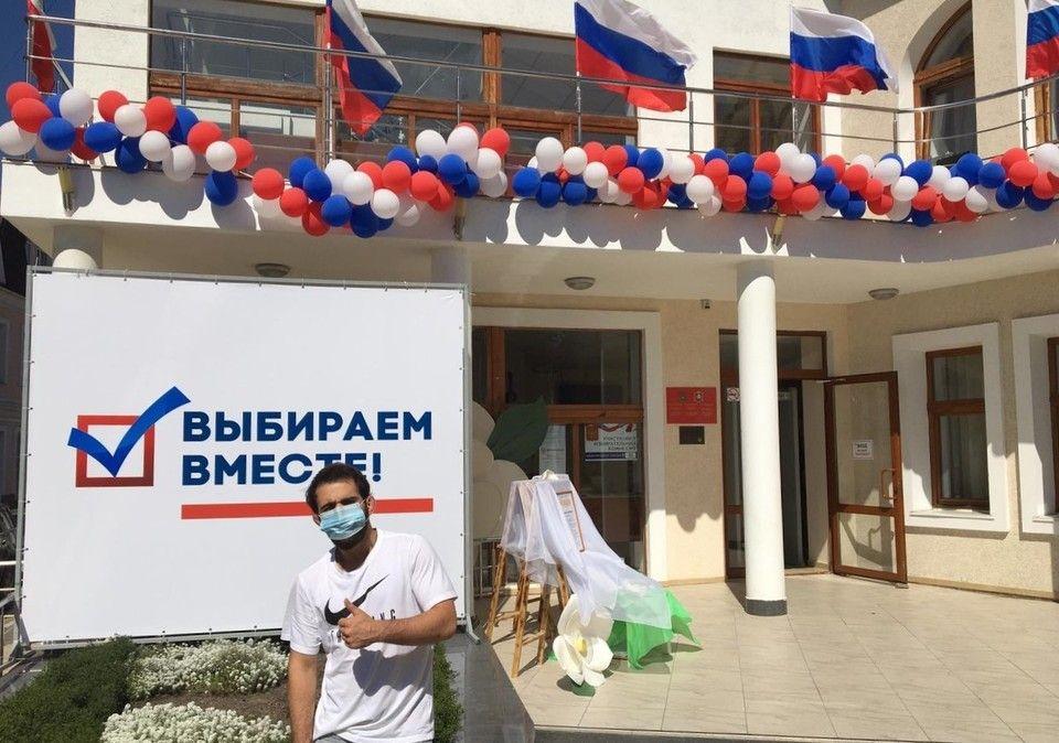 Крым от «Единой России» в Госдуме РФ представят пять депутатов