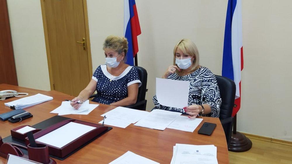 Анна Анюхина и Светлана Маслова провели совместный прием граждан