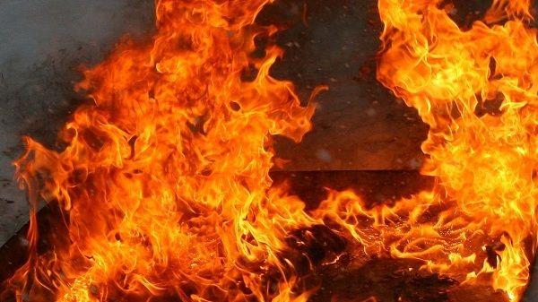 Неосторожное обращение с огнем - причина пожаров в Джанкойском районе