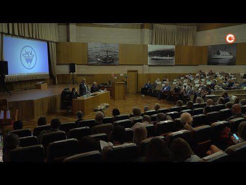 В Севастополе началась научная конференциия «Моря России» (СЮЖЕТ)