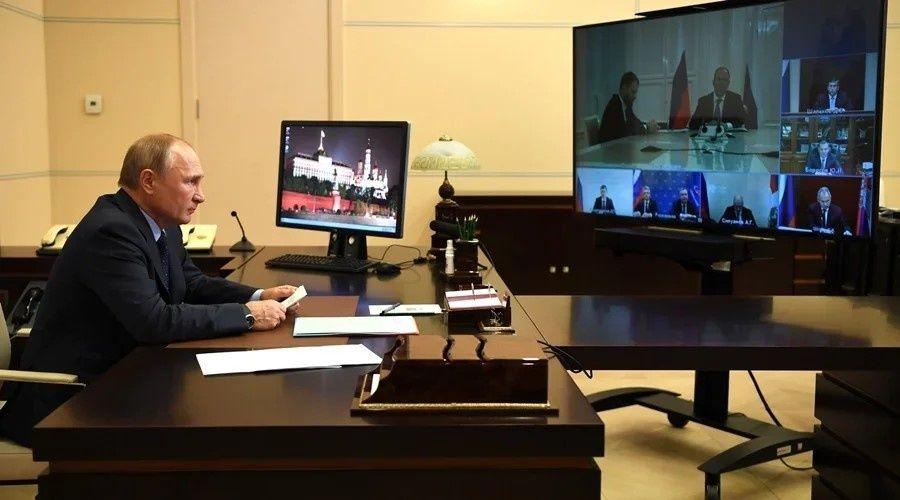 Россия преодолела экономический спад из-за пандемии – Путин