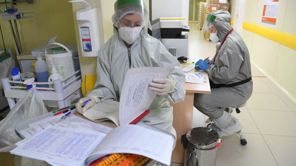 Сводка по заболевшим COVID-19 в Севастополе за сутки