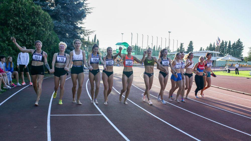 Крымские спортсменки попали в десятку сильнейших на Командном чемпионате России