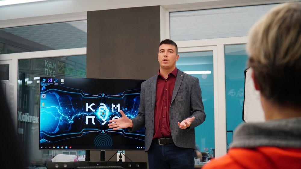 В Крыму стартовал Всероссийский фестиваль по компьютерному спорту «Крымский Киберфест 2021»