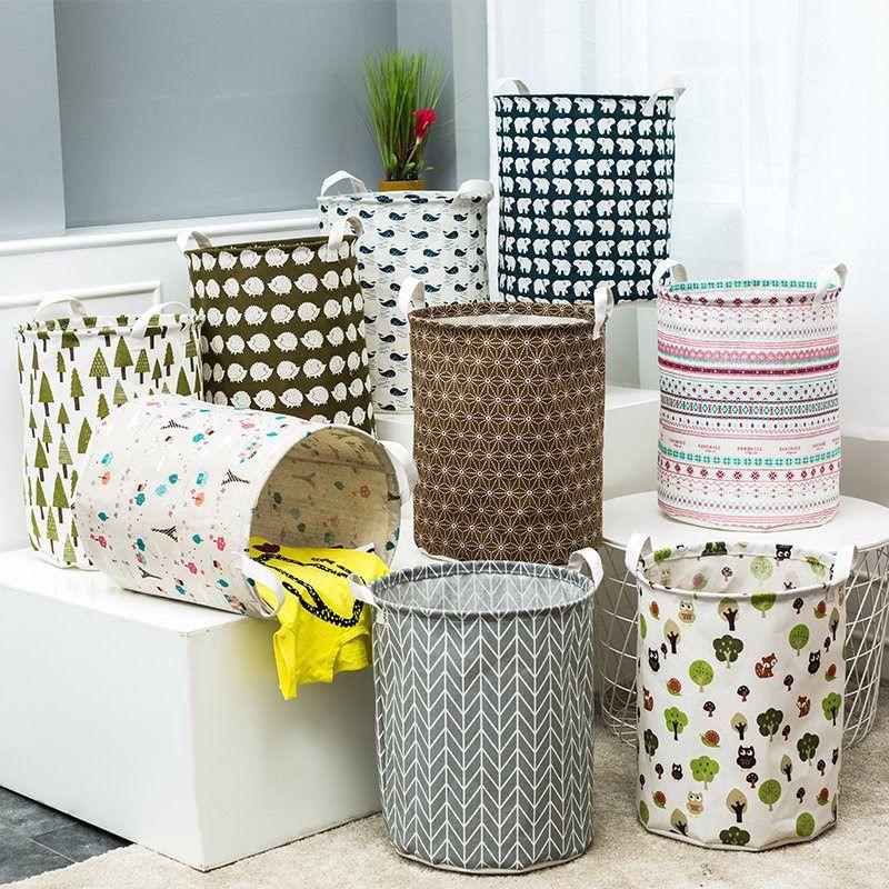 Как выбрать корзину для белья в ванной?