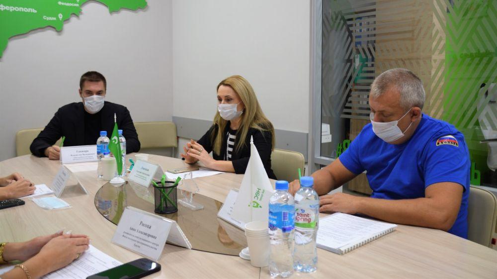 Организация взаимодействия бизнес-омбудсмена и Фонда поддержки предпринимательства
