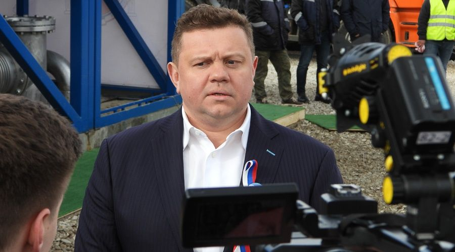 Вице-премьер правительства Крыма Евгений Кабанов покидает должность