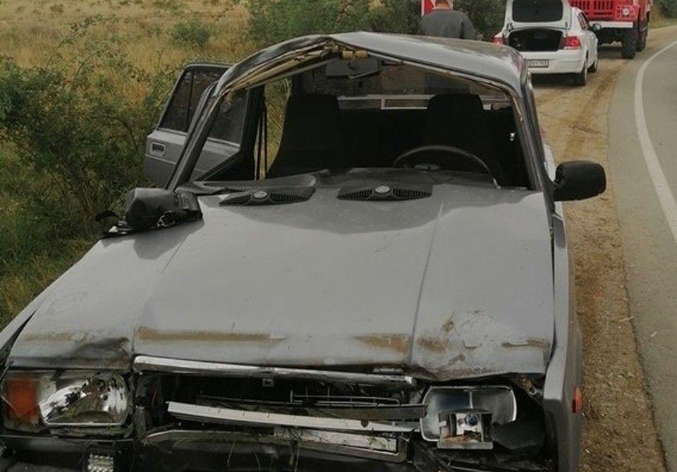 Спасатели МЧС за последние сутки устранили последствия двух аварий в Крыму