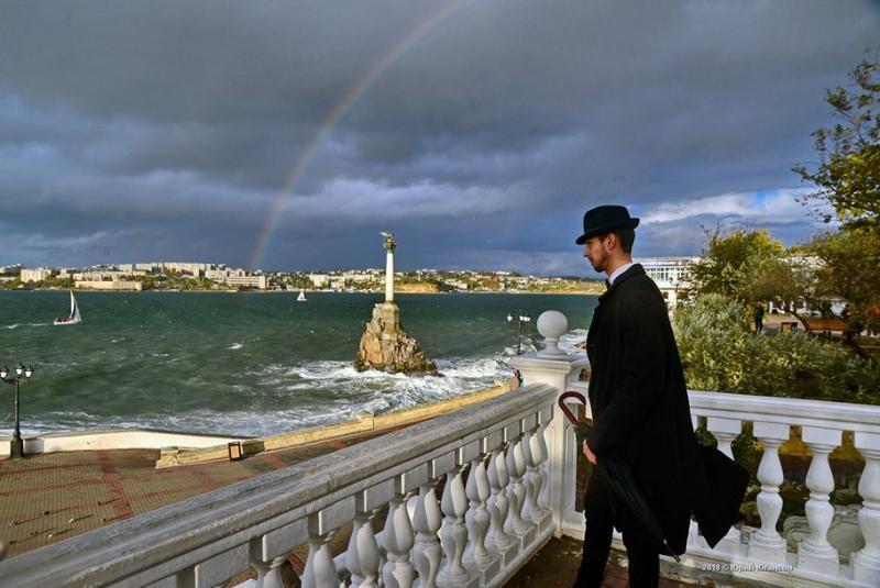 Прогноз погоды на 23 сентября: в Севастополе прохладно и ожидается небольшой дождь
