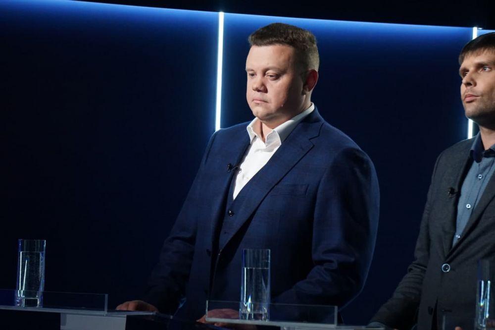 В Госсовете Крыма согласовали отставку вице-премьера Евгения Кабанова