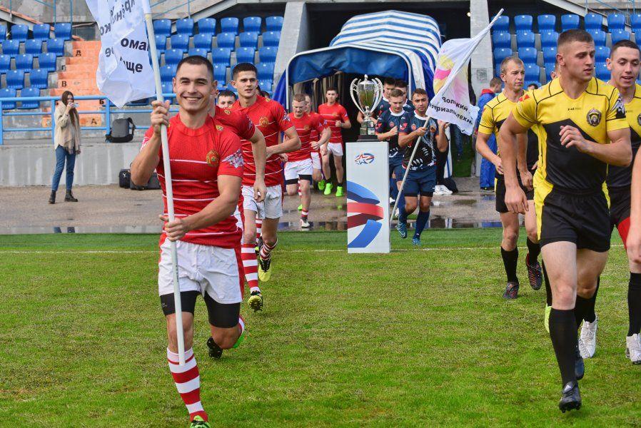 В Севастополе стартовал Кубок Вооружённых Сил по регби-7