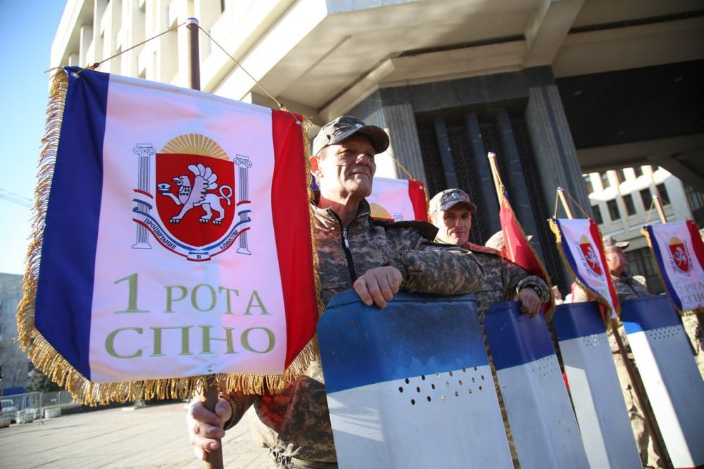 Украинские пограничники задержали участника крымской самообороны
