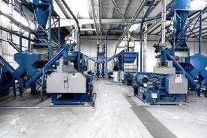 Оборудование для переработки отходов: варианты и особенности