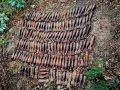 В Севастополе у разрушенного дота нашли более полутора сотен минометных мин
