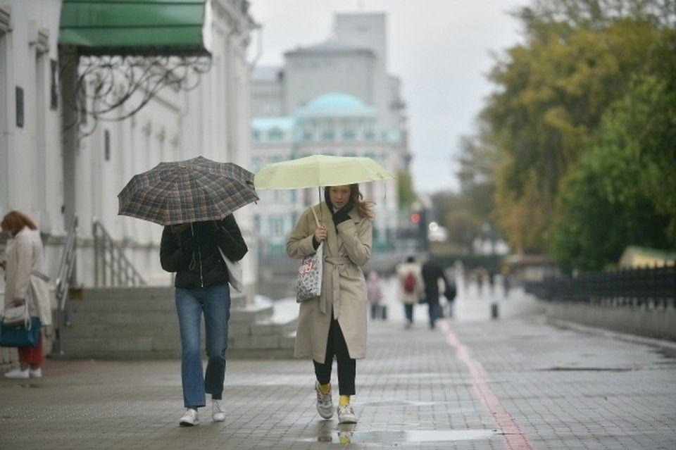 На Крым 24-25 сентября обрушатся грозовые дожди
