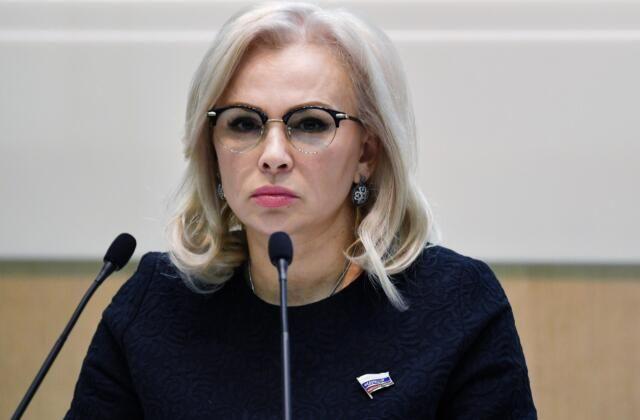 Сенатор прокомментировала призыв Зеленского усилить присутствие стран НАТО в Чёрном море