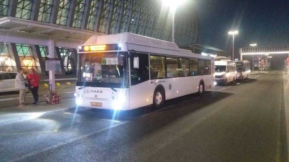 В Симферополе усилена работа маршрутов №4, №49
