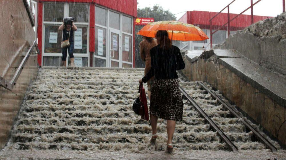 Крым зальет дождями: объявлено штормовое предупреждение