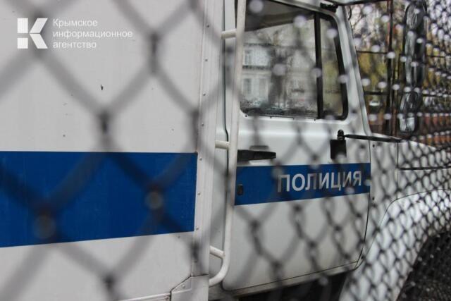 Полицейские задержали подозреваемого в избиении жителя Евпатории