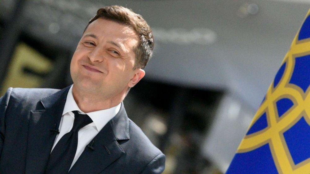 """Депутаты Украины голосовали за """"Оскар"""" для Зеленского"""