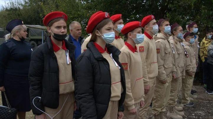В Крыму стартовали сборы для воспитанников военно-патриотических клубов республики