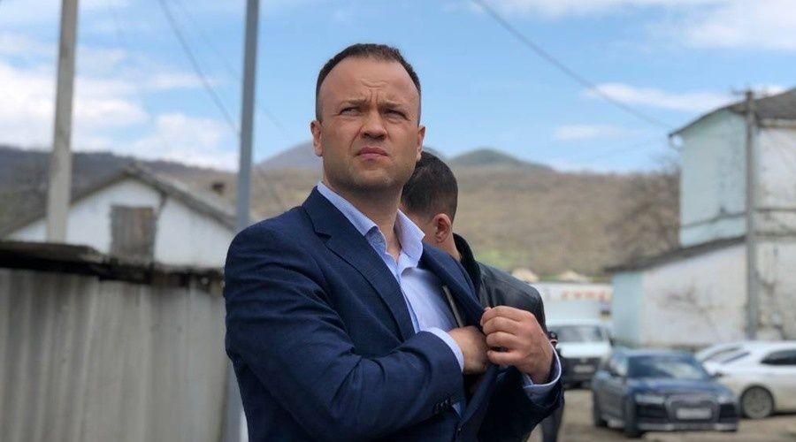 Бывший министр строительства Крыма Храмов арестован судом на два месяца