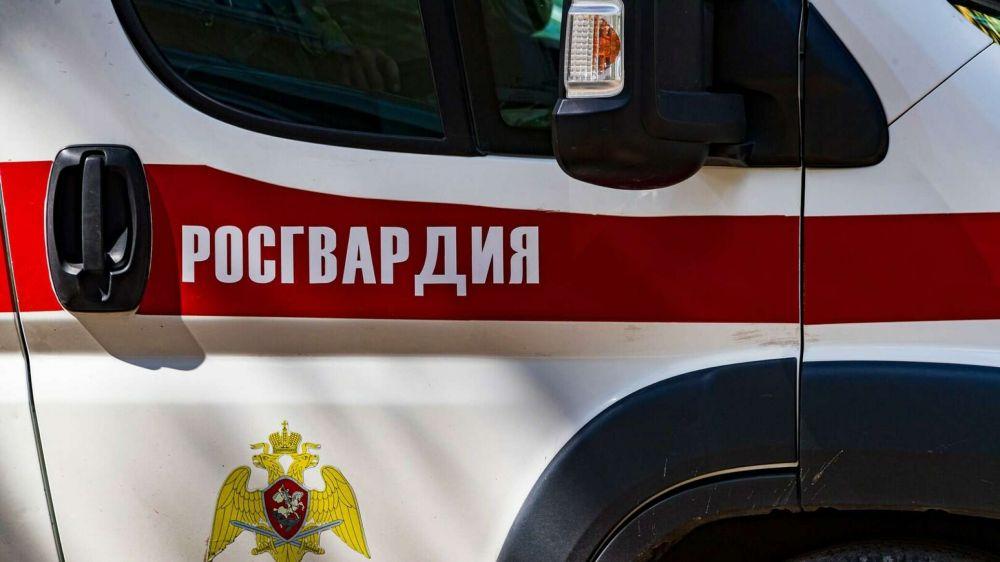 Нетрезвая женщина бутылкой пыталась разгромить АЗС в Симферополе