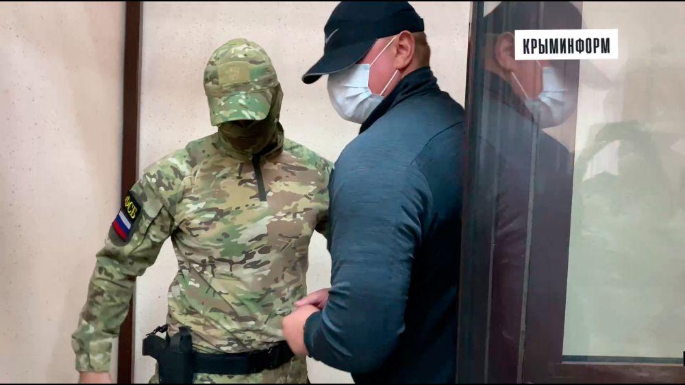 Бывший вице-премьер Крыма Кабанов арестован