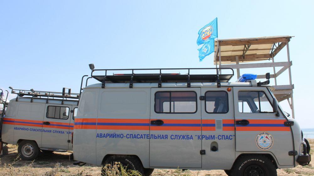МЧС РК:Аварийно-спасательной службе «КРЫМ-СПАС» исполнилось семь лет со дня образования