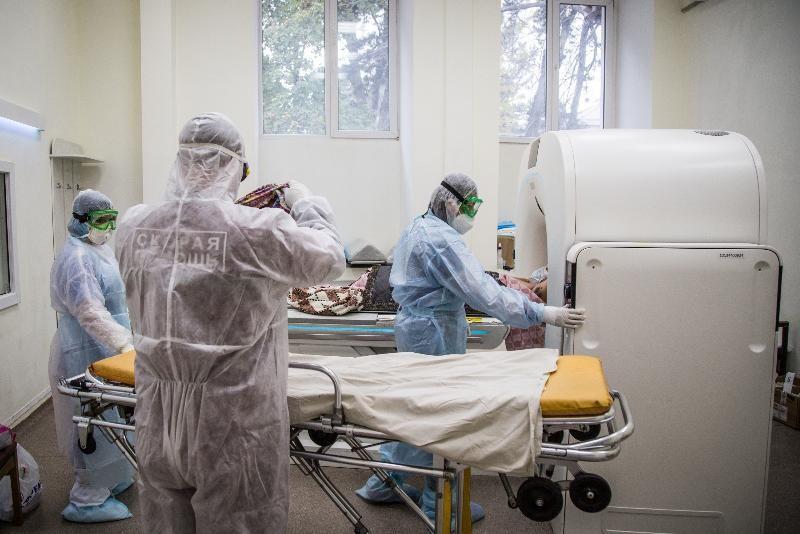 COVID-19 в Крыму: за сутки выявлены еще 322 заболевших