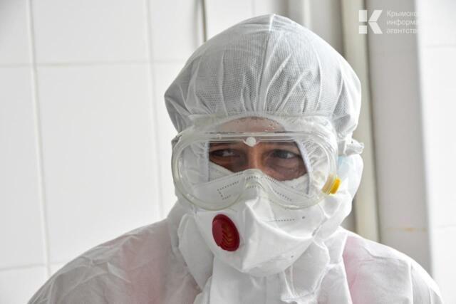 В Крыму еще 322 человека заболели ковидом