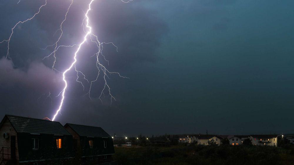 Дожди и грозы: прогноз погоды на субботу в Крыму
