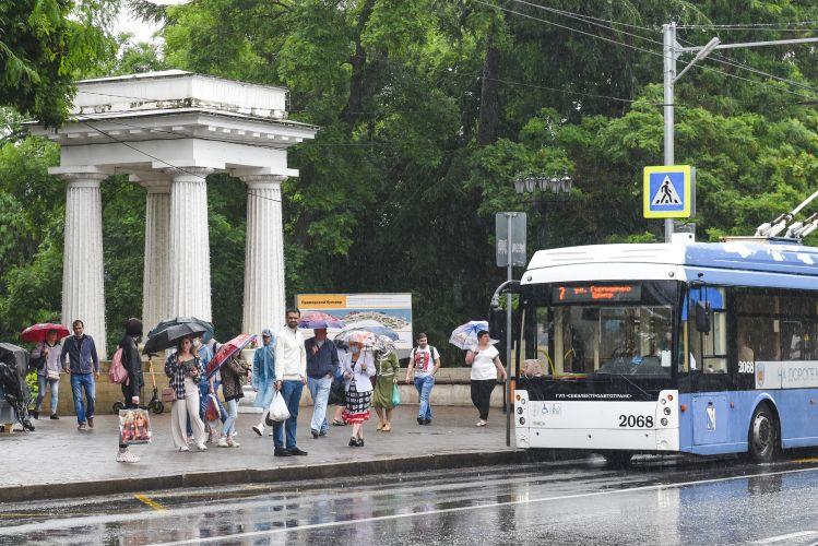 Прогноз погоды на 25 сентября: Крыму и Севастополь накроют дожди