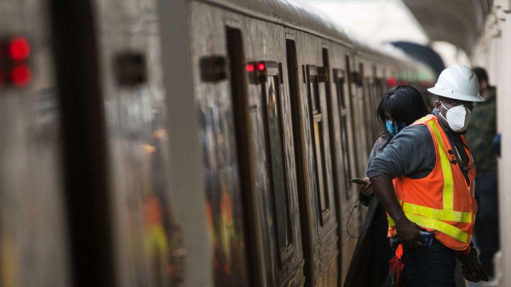 В США с рельсов сошел поезд со 140 пассажирами - что известно