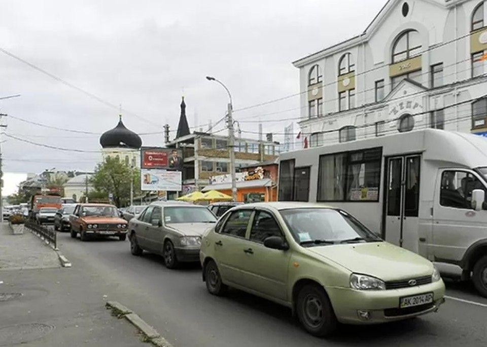 В Симферополе планируют убрать Бородинское кольцо