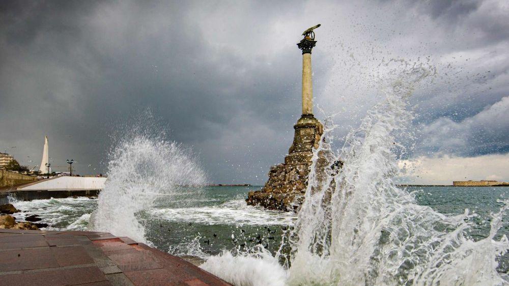 Чего ждать от погоды в Крыму в понедельник